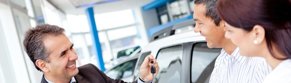 Commercial car hire purchase