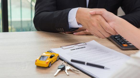 car finance broker